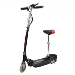 24V 120w Sit On E-Scooter with Adjustable Removable Seat