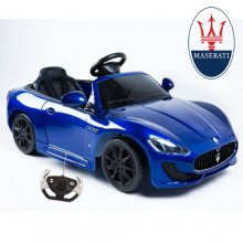 12v Kids Official Maserati Gran Turismo Ride On Car