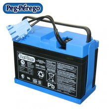 Peg Perego Toys Spare Replacement Rechargeable 12V-8Ah Battery