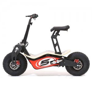 Foldable Speedster 48 Volt 1600w Powerful Electric Scooter