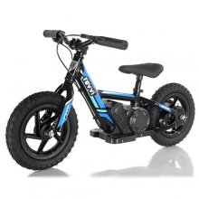 Revvi Kids Blue 24v Lithium Premium Off Road Balance Bike
