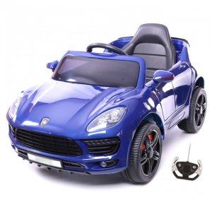 Kids Porsche Macan Style Ride On 12v SUV Jeep