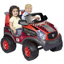 Kids Two Seater 12v Feber Vindicator Ride On 4x4 Jeep