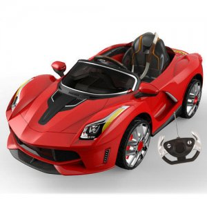 12v Ride-on Ferrari Enzo Style Sports Car with Remote