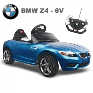 Licensed 6v BMW Z4 Ride-on Car With Remote Controls