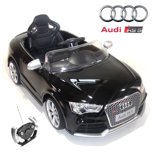 12V Official Audi RS5 Ride On Sports Car with Remote - Click Image to Close