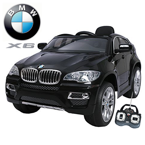 12v Licensed BMW X6 Ride-on Twin Motor Jeep - Click Image to Close