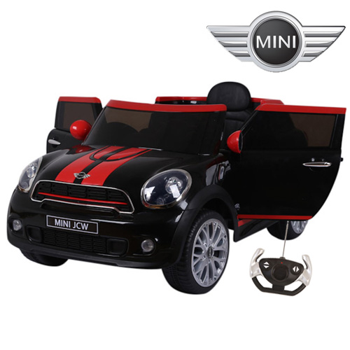 12v Licensed Mini Paceman Kids Car with Remote - Click Image to Close