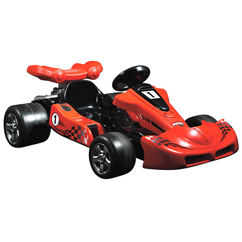 12v Mario Kart Style Ride On Battery Go Kart - Click Image to Close
