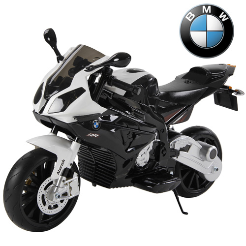 12v Official BMW 1000 Battery Powered Super-bike with Stabiliser - Click Image to Close