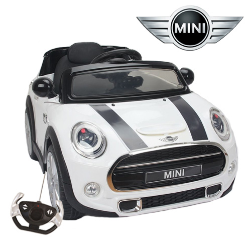 12v Official Mini Convertible Sit-in Battery Car with Remote - Click Image to Close