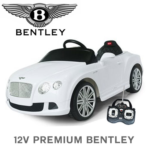 Bentley Kids  Volt Electric Car
