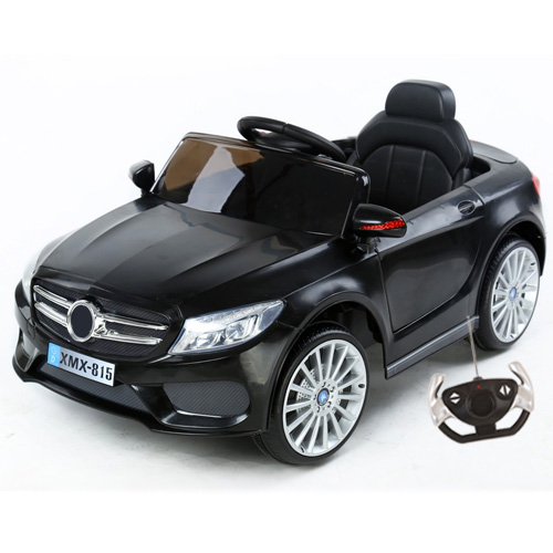 12v Ride On Merc Roadster with MP3, Lights and Remote - Click Image to Close
