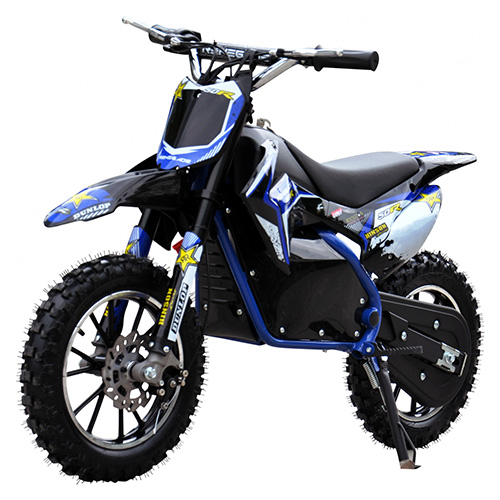 36v Battery Powered Older Childrens Ride-on Motorbike - Click Image to Close