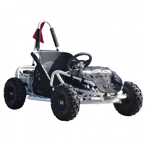48v 1000w Ice White off Road Frame Racing Buggy - £799.95 : Kids ...