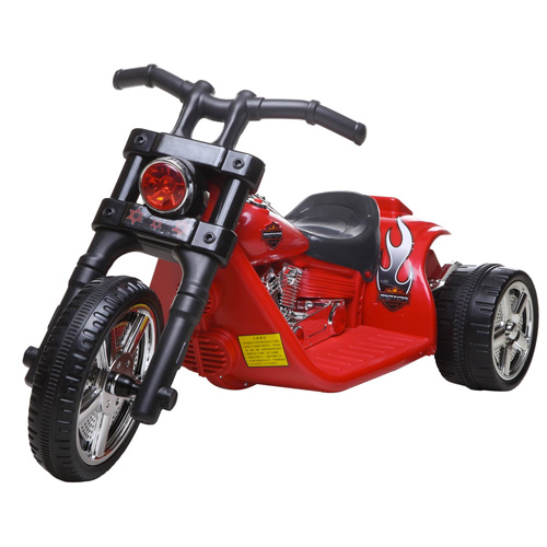 6v Kids Electric Cool Ride On Cruising Chopper Motorbike - Click Image to Close