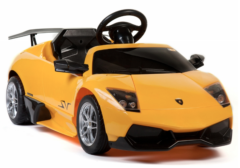lamborghini kid car by reviews 6v licensed lamborghini murcielago ride on