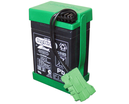 PEG PEREGO NEW REPLACEMENT BATTERY 6 VOLT 4.5 AH *NEW*