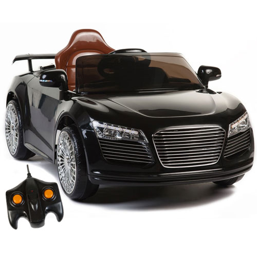 Audi R Spyder Style V Kids Sports Car Kids Electric Cars - Audi electric toy car