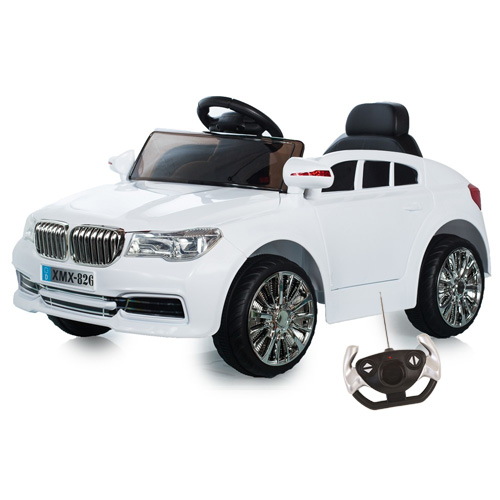 Beemer X7 Style 12v Ride On SUV with Doors - Click Image to Close