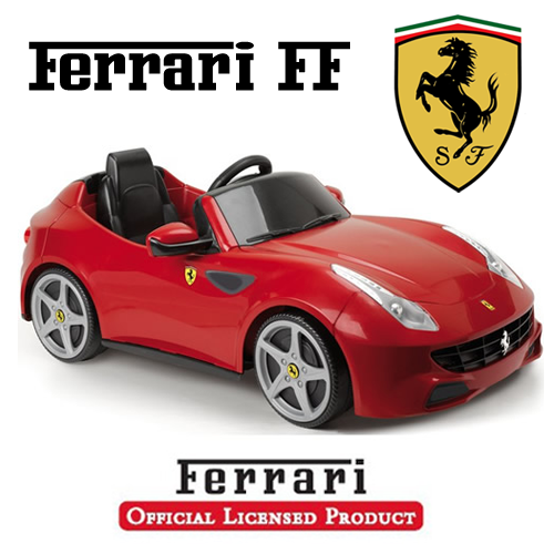 Buy Ferrari Kids Electric Cars