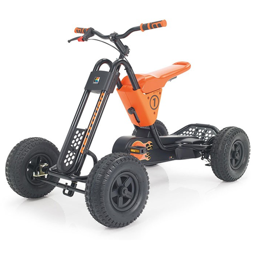 Kid Karts For Bikes Kettler Kids Pedal Quad Bike