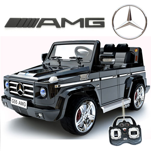 order the stunning fully licensed black mercedes amg g55 luxury g wagon 12v jeep 2017 version first in the uk as seen in the