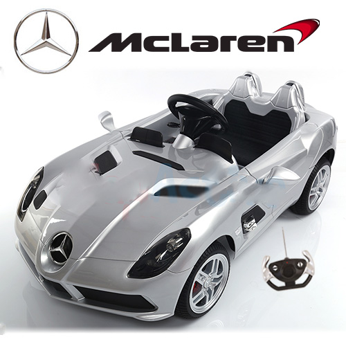Official Mercedes SLR Mclaren 12v Hyper Car with Remote - Click Image to Close