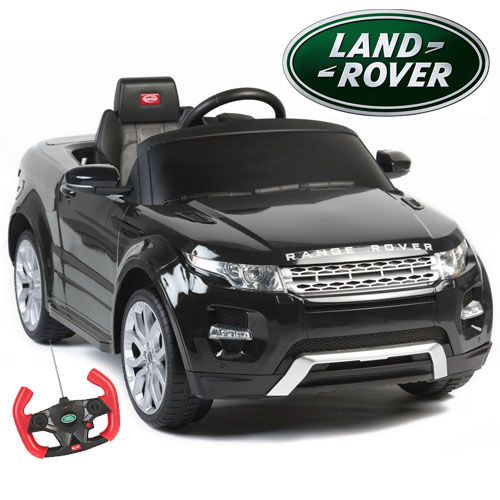 Licensed 12v Range Rover Evoque Kids Ride On Jeep - Click Image to Close