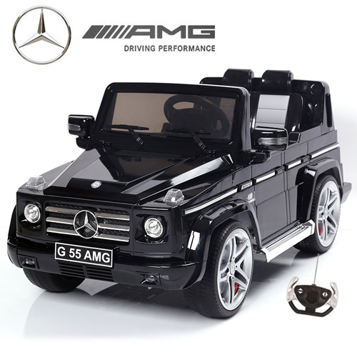 Mercedez Benz Jeep: Childs Battery Powered Ride-on Toys