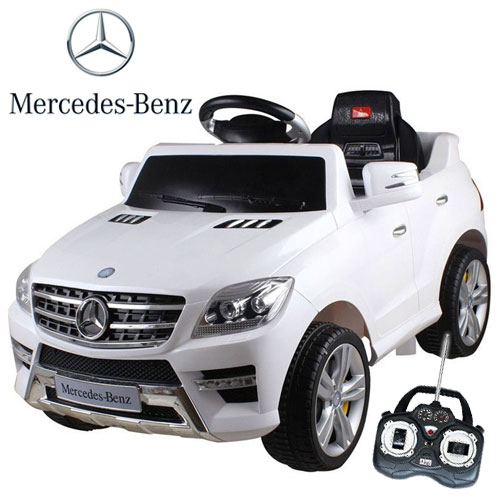Buy licensed mercedes benz ride on cars for kids for Mercedes benz toddler car