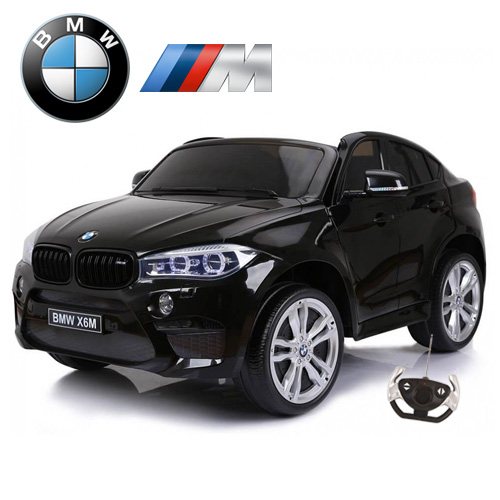 Licensed M Sport X6 Kids Bmw Two Seater 12v Electric Jeep 429 95