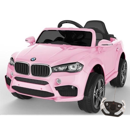 Kids Bmw Style Pink Jeep With Remote Kids