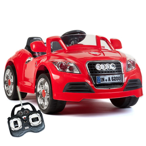 Audi Style Ride On Battery Powered Sports Car Kids