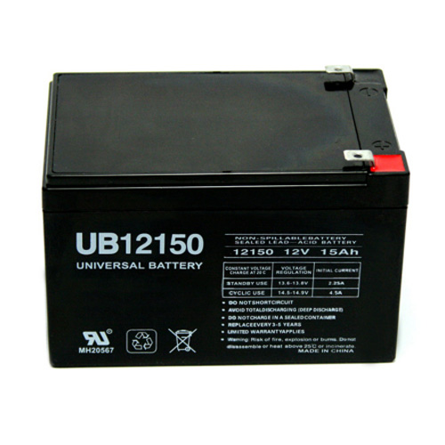 12 Volt 15AH Rechargeable Kids Car Super Boost Battery