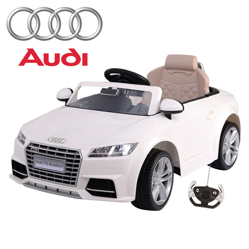 Licensed Audi TTS 12v Kids Ride On Sports Car - Click Image to Close