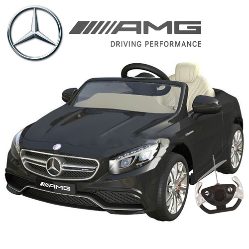 Buy licensed mercedes benz ride on cars for kids for Mercedes benz toy car ride on