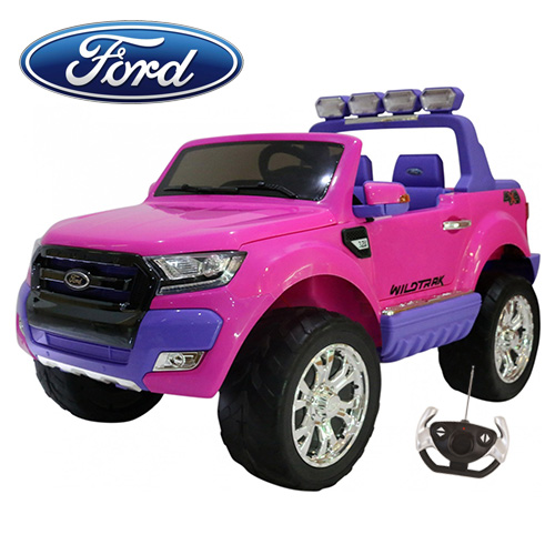 3e7d44106d9 Kids Licensed 24v Two Seat Pink Ford Ranger Ride On Jeep - £360.00 ...