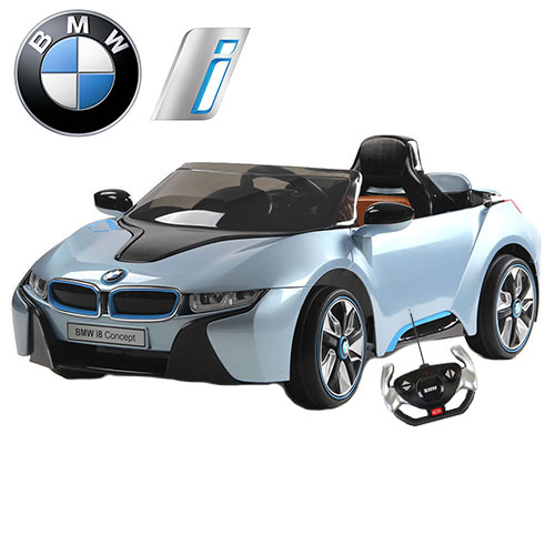 Lovely Licensed BMW I8 Series 12v Ride On Car With Remote