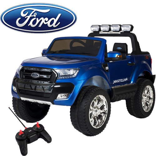 licensed 24v 2 seat large 4wd ford ranger jeep with remote