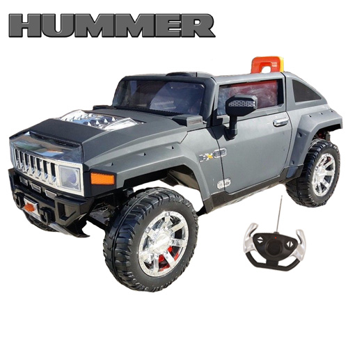 12v Large Licensed Ride-On Hummer HX Jeep with Remote - Click Image to Close