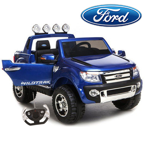 Special Edition Official Ford Ranger 12v Ride On Jeep - Click Image to Close