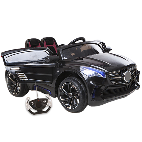 Mercedes Coupe Style 12v Kids Sport Car with Remote - Click Image to Close