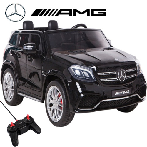 Licensed 24v 4wd 2 Seater Big Mercedes Gls Amg Jeep Remote