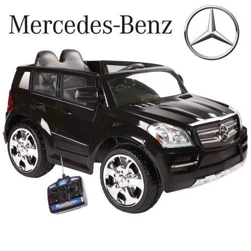 Official 12v Mercedes GL Kids Electric Ride On Jeep - Click Image to Close