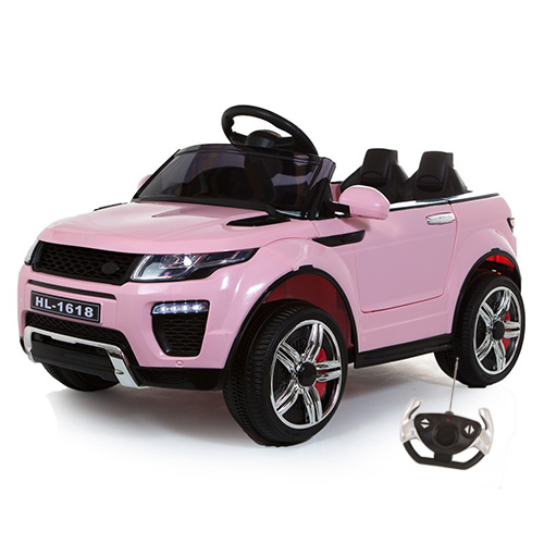aea47232ea9 Pink Xtra Urban Evoque Style 12v SUV Jeep with Remote Control - £179.95    Kids Electric Cars