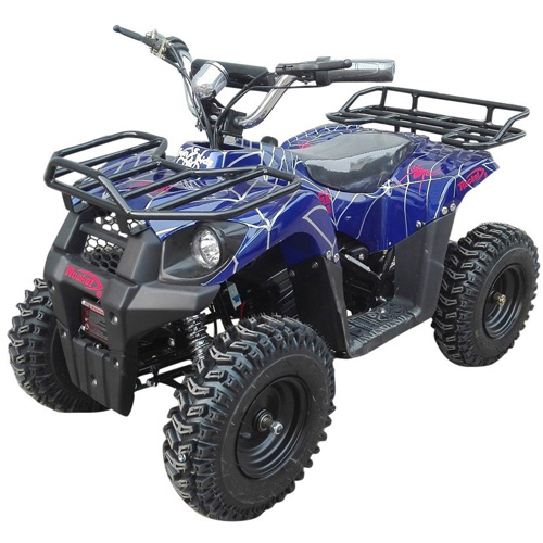 Ultimate Kids 36v 3 Speed Off Road Electric Quad Bike - Click Image to Close