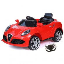 12v Alfa 4c Spyder Style Ride On Car with Remote