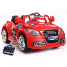 Street Racer Audi TT Style 12v Electric Kids Car
