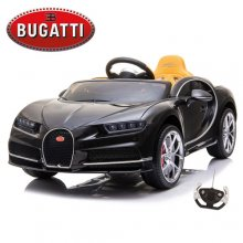 Official Black Bugatti Chiron 12v Kids Luxury Ride On Super Car